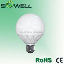 15w E27 152*110mm 5730SMD 2 years warranty aluminum CE/RoHS globle LED light bulbs