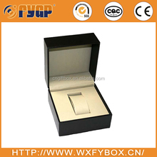 Branded leather boxes for watches cheap
