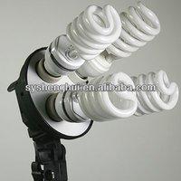 Photography Softbox Studio Lighting & Boom Hair Light Kit