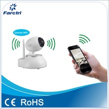 Smartphone Security Wireless Baby Video Monitor With Night Vision