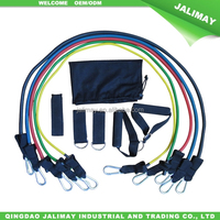 Rubber resistance exercise bands, latex resistance bands
