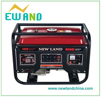 NEW DESIGN COMPETITIVE PRICE electric 188F OHV engine 13HP single phase 100% copper wire 5KW 6KW 5KVA Gasoline generator