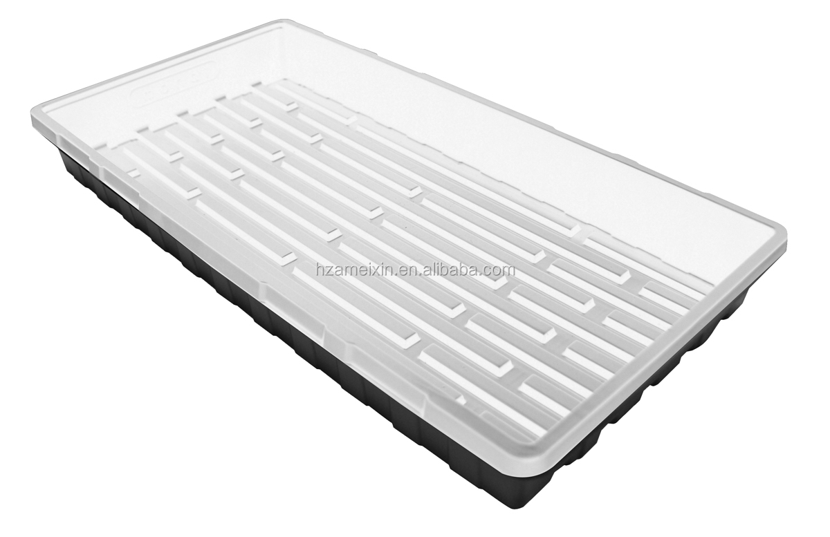vacuum forming plastic growing tray