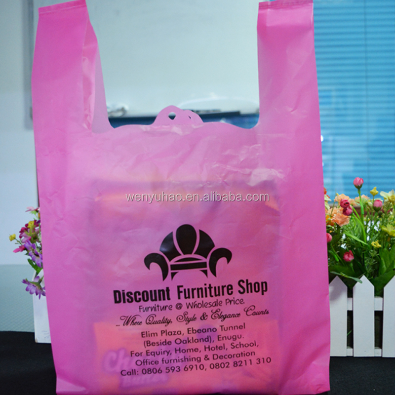 Wholesale T Shirt Packaging Supplies Hdpe Plastic Material