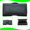 Smooth PU Leather Blet Clip Holster Leather Case for LG L65
