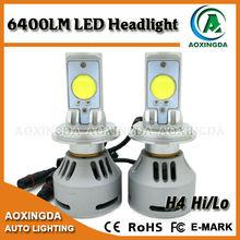 C.R.E.E 80W 6400LM H4 Hi/Lo car led headlight kit
