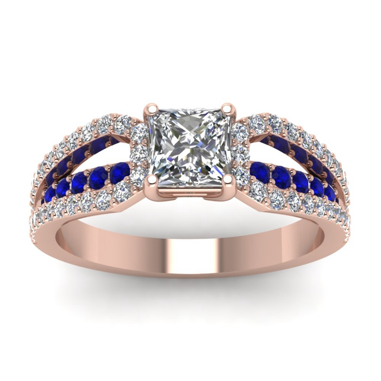 rose-gold-princess-white-diamond-engagement-wedding-ring-with-blue-sapphire-in-prong-set-FD68716PRRGSABLANGLE5-NL-RG.jpg