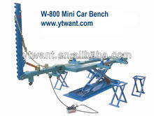 chassis straightening bench/auto collision repair equipment/Car pulling bench auto frame bench used car bench for sale W-800
