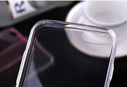 Buy 300 get 50 free 0.3mm transparent soft tpu case cover for iphone 4s