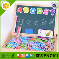 Multifunctional children wooden educational diy toy for wholesales