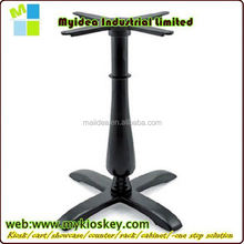 2015 new design strong adjustable height folding table legs