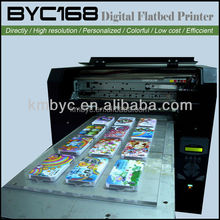 A3+ size digital personalized pc phone case uv flatbed printer in China