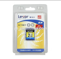 smart mobile phone sd card blister packs with pvc blister packaging box