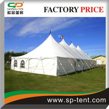 2015 Newest China made Wonderful Traditional Marriage Indian century Tents 40'x100'