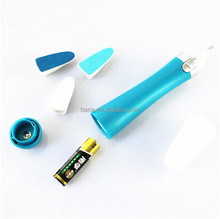Electronic Nail Care System For Natural Looking Shiny Nails