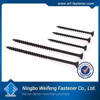 Made in hai yan city , zhejiang china high quality din18182 Philips bugle head fine / coarse thread drywall screw