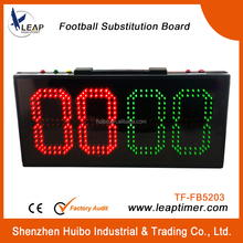 Big screen and high brightness out door ball game display