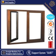 Con estilo de ventanas de aluminio y puertas corner joint