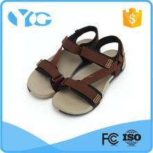 Latest fashion style Vietnam rubber Tan sandal shoe fashion shoe beach sandal