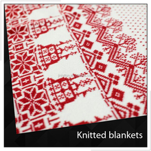 Discount Bedding Knit Blankets