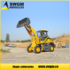 Hydraulic converter With EPA CE GOST ISO certificate HR915F mini Small Garden Tractor Wheel Loader Backhoe For Sale