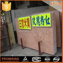 China alta qualidade pedra de mármore natural farm pia