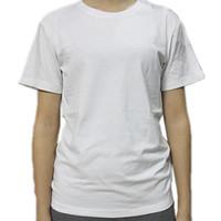 Wholesale High Quality Plain White 100% Cotton T Shirts