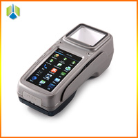 Handheld android smart wireless wifi loyalty card terminal GC028+