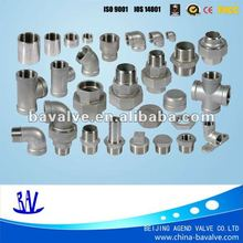 galvanized malleable iron pipe fittings/valves fittings