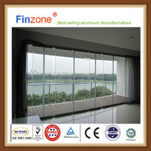 Design professional quality curtain glass vase