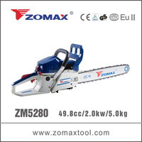 china product 49.8cc gasoline chain saw alpina chainsaw spare parts