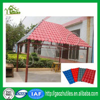 New launched products recycled rubber roof tiles/spanish roof tile plastic roofing shingle