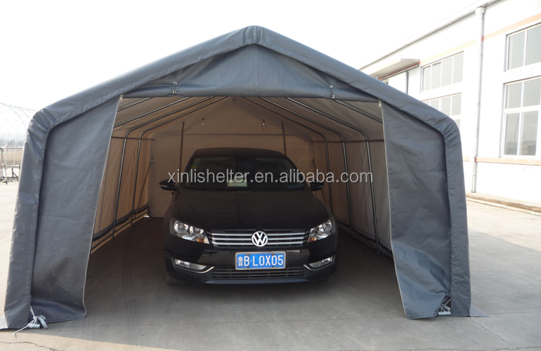 China supplier low cost outdoor portable garage for Garage low cost