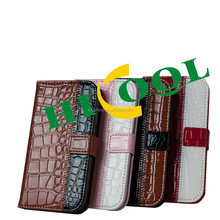 Stone texture PU mobile phone leather case for Samsung phones,manufacturer