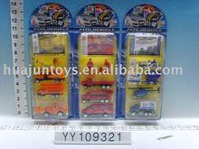 6 PCSAlloy toys.alloy car model,toys car