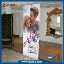 Wedding backdrop stand roll up stand,graphics are available