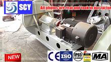 THFC Box type restaurant oil smoke exhaust fan, low noise restaurant smoke exhaust fan, building ventilation system