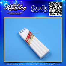 white candle / Household Candle/ /bougies/ velas