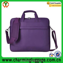 wholesale waterproof shakeproof pattern cross body laptop 12.5 inch messenger bag/men briefcase