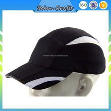 Moda personalizada corrientes gorras con bordado logotipo gorras de béisbol ajustables