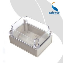 Saip/Saipwell Waterproof Cable Box ABS Plastic Enclosure Manufacturers IP65 Plastic Box Electronic