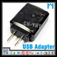 5V 1500mA USB charger for Japan Type C