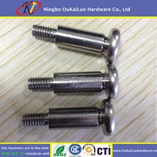 For American customer stainless steel shoulder bolt/ shoulder screw