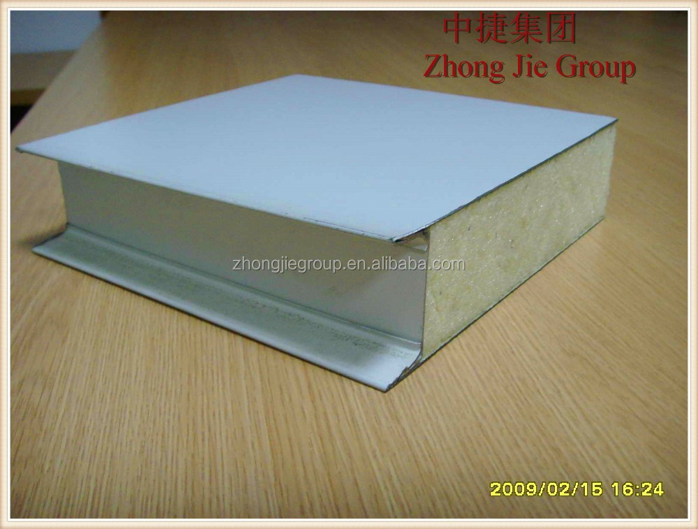 Prefabricated structural insulated eps wall panel house for Structural insulated panels prices