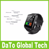 U8 Bluetooth Hand Watch Mobile Phone with Sleep Monitor for IOS Android