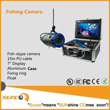 Fish finder, portable fish finder, underwater fishing video camera system