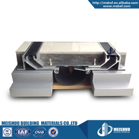 Aluminum base anti-sesimic floor rubber concrete expansion joint sealant