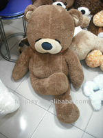 HI CE custom chubby toy handmade stuffed plush toy bear
