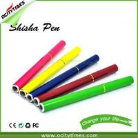 High Quality disposable e cig vaporizer pen Fashionable Design 280mah e cigarette battery 100% Grade A pipe type electronic ciga