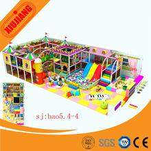 120 Sqm Ball Pit Inside Playground, Birthday Parties Indoor Playground (XJ5.4-4AD)